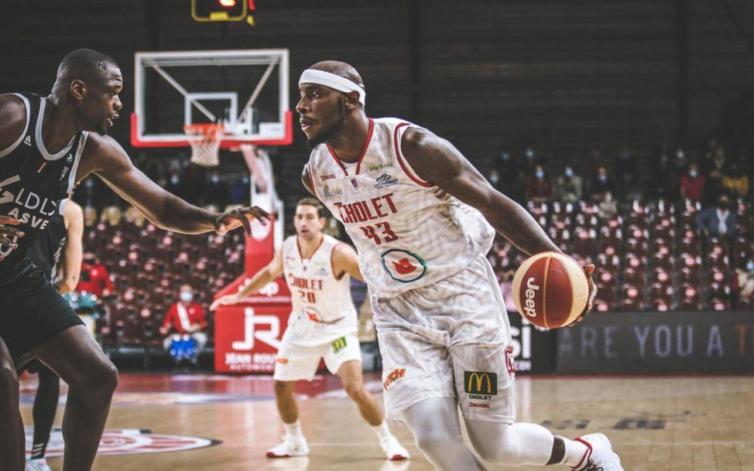 La TIF partenaire du club Cholet Basket